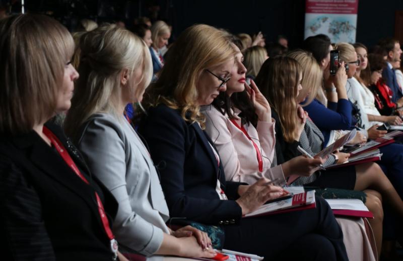 В Санкт-Петербурге прошел международный форум «Увеличение вклада женщин в экономический рост и благосостояние: создание благоприятного климата»