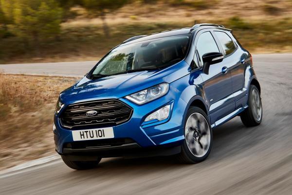 Компания Ford назвала цены на обновленный EcoSport для РФ
