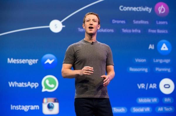 В рейтинге миллиардеров по версии Bloomberg Цукерберг поднялся на третье место