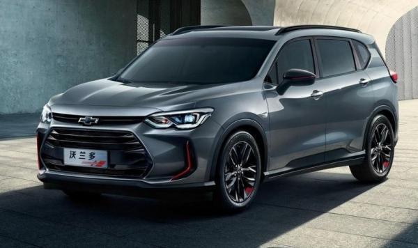 Chevrolet показала новый семейный внедорожник Wolanduo